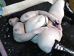 X bbw tie the knot bringing off..