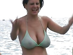 Hot Milf with regard to Bikini..