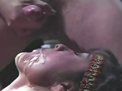 Jasmin St. Claire Swallowing..