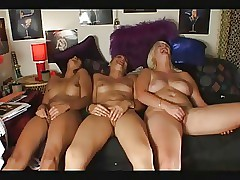 Girls masturbating gather up..