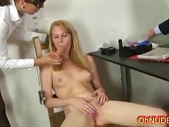 Astounding hot kirmess pain in the neck