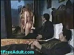 Exemplary Italian threesome-..
