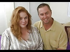 Beamy Titted BBW Redhead Roze..
