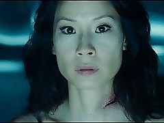 Lucy Liu In the buff