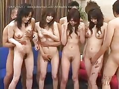 A Superb Japanese Orgy