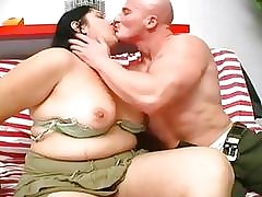 Heavy Stretchmarked Hideous BBW..