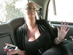 Emma carry on taxi-cub milf