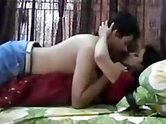 Hot Enlivened Indian Honeymoon..