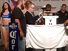 CFNM - Unveil weigh-in..