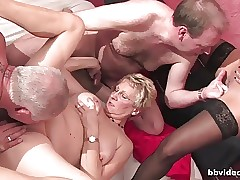 Bbvideo.com Buxom german..