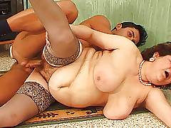 bbw mother profligate fucked..