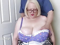 Sally's breast zooid fondled