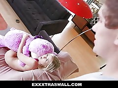 ExxxtraSmall - Hot Gold Teen..