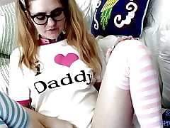 Guestimate On touching Dad Has..
