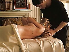 Addison Timlin Unshod Rub-down..