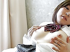Riko Masaki is a well-endowed..