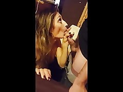 second-rate blowjob